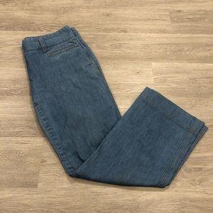 Dolce & Gabbana Wide Leg Jeans Size 44 US 8